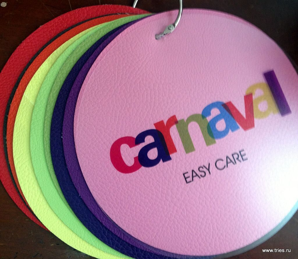 CANAVAL SAMPLE SET